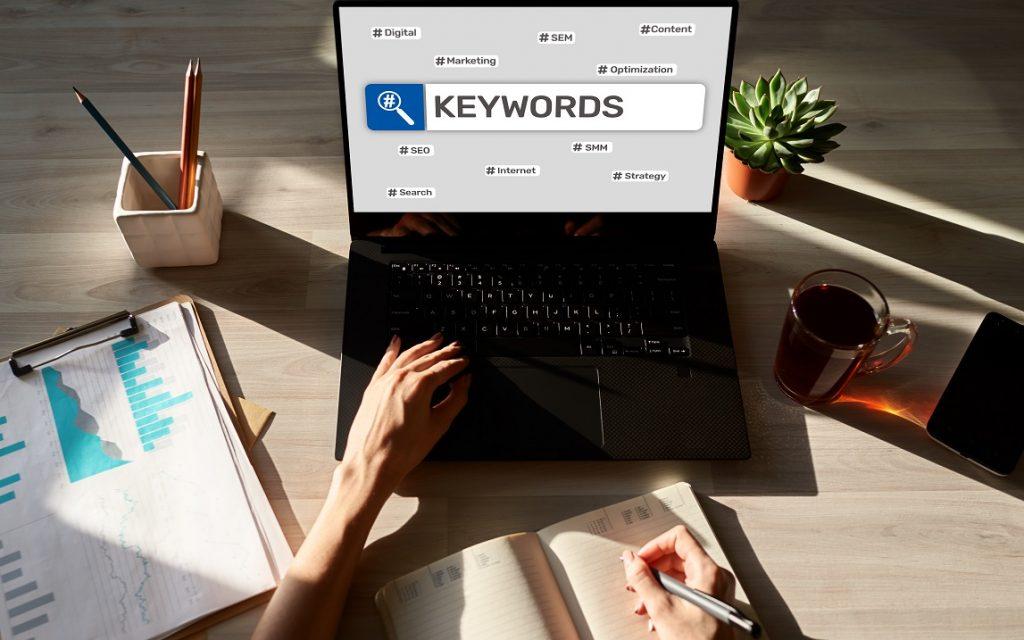 良質なキーワードを設定する方法